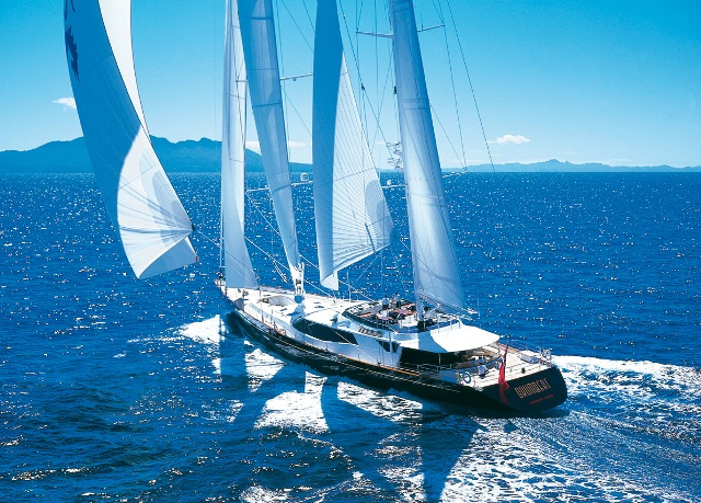 DRUMBEAT. Weekly charter rate:  from $230,000